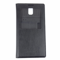 Samsung Galaxy Note 3 Premium View Cover Case - Black