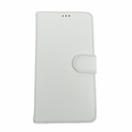 Samsung Galaxy Note 3 White Leather Case with Wallet