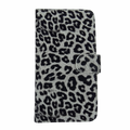 Samsung Galaxy Note 3 Yellow Leopard Case with Wallet