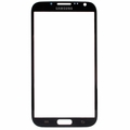 Samsung Galaxy Note II Glass Lens Screen Replacement - Black