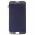 Samsung Galaxy Note II LCD + Touch Screen Digitizer Assembly - Gray