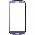 Samsung Galaxy S3 Glass Lens Screen Replacement - Blue