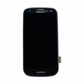 Samsung Galaxy S3 i747 T999 LCD & Touch Screen Assembly with Frame - Blue