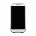 Samsung Galaxy S3 i747 T999 LCD & Touch Screen Assembly with Frame - White
