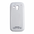 Samsung Galaxy S3 Mini Extended Battery Power Case 2000 mAh - White