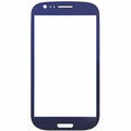 Samsung Galaxy S3 Mini i8190 Glass Lens Screen Replacement - Blue