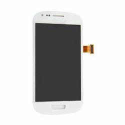 Samsung Galaxy S3 Mini i8190 LCD & Touch Screen Assembly - White