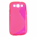 Samsung Galaxy S3 Soft Protective Case - Pink