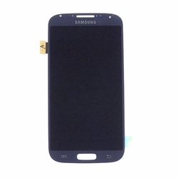 Samsung Galaxy S4 LCD with Glass Touch Screen Assembly - Black