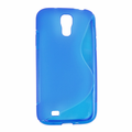 Samsung Galaxy S4 Soft Protective Case - Blue
