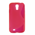 Samsung Galaxy S4 Soft Protective Case - Pink