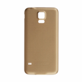 Samsung Galaxy S5 Back Battery Cover Replacement - Gold
