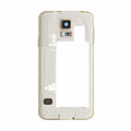 Samsung Galaxy S5 Rear Housing with Small Parts Replacement - Gold
