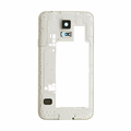 Samsung Galaxy S5 Rear Housing with Small Parts Replacement - Silver