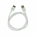 Samsung Galaxy S5 USB 3.0 to 21-pin Cable - White