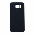 Samsung Galaxy S6 Back Battery Cover Replacement - Black
