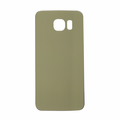 Samsung Galaxy S6 Back Battery Cover Replacement - Gold