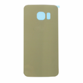 Samsung Galaxy S6 Edge Back Battery Cover Replacement - Gold Platinum