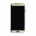 Samsung Galaxy S6 Edge (CDMA) LCD & Touch Screen with Frame - Gold