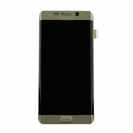 Samsung Galaxy S6 Edge+ (G928F) LCD & Touch Screen with Frame & Small Parts - Gold