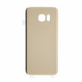 Samsung Galaxy S7 Edge Rear Glass Panel - Gold