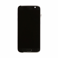 Samsung Galaxy S7 G930V LCD & Touch Screen with Frame & Small Parts - Black