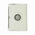 Samsung Galaxy Tab 2 10.1 Leather Standing Case - White