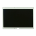 Samsung Galaxy Tab S 10.5 T800/T801/T805 LCD & Touch Screen Assembly - White