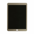 Samsung Galaxy Tab S2 9.7 T810 LCD & Touch Screen Assembly Replacement - Gold