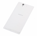 Sony Xperia Z  Back Battery Cover -  White