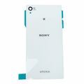Sony Xperia Z1 Back Housing Cover Replacement - White