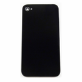 iPhone 4 Back Cover Replacement - Black (CDMA)