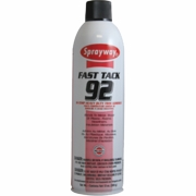 Sprayway 13oz Fast Tack 92 Trim Adhesive