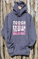 Heather Blue Hoodie