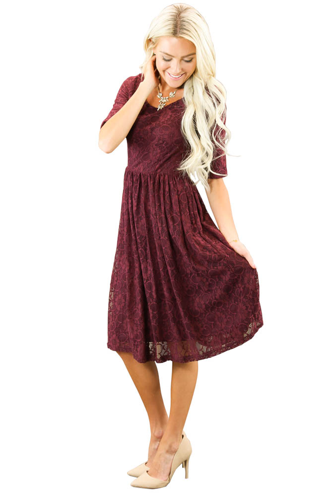Modest Dresses for Church, LDS Modest Dresses, Modest Casual ...