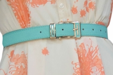 Mint Belt with Buckle
