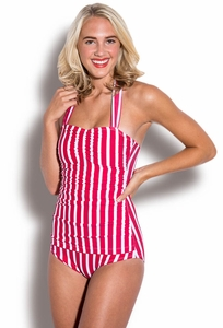 Modest One-Piece Swimsuits