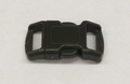 "3/8"" Plastic Side Release Buckle - Olive Green"