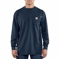 Carhartt Flame Resistant Force™ Cotton Long-Sleeve T-Shirt