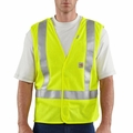 Carhartt FRV005 Flame-Resistant High-Visibility 5-Point Breakaway Vest