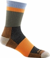 Darn Tough Men's Heady Stripe Micro Crew Sock