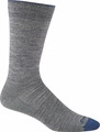 Darn Tough Men's Solid Crew Light Cushion Sock