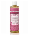 Dr. Bronner's Magic Soap - Rose 16 oz.