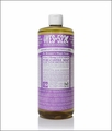 Dr. Bronner's Magic Soap - Lavender 32 oz