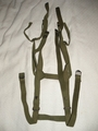 "G.I. M-1956 Sleeping Bag Carrier ""Spaghetti"" Straps"