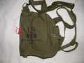 G.I. Vietnam Issue M-17 Gas Mask Bag (Mint/Unissued)
