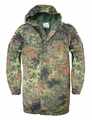 German Army Flektarn Parka