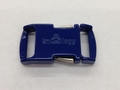 "Knottology Nito 1/2"" Metal Side Release Buckle - Blue"
