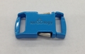 "Knottology Nito 1/2"" Metal Side Release Buckle - Neon Blue"