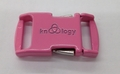 "Knottology Nito 1/2"" Metal Side Release Buckle - Pink"